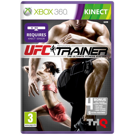 UFC Personal Trainer for the XBox Kinect