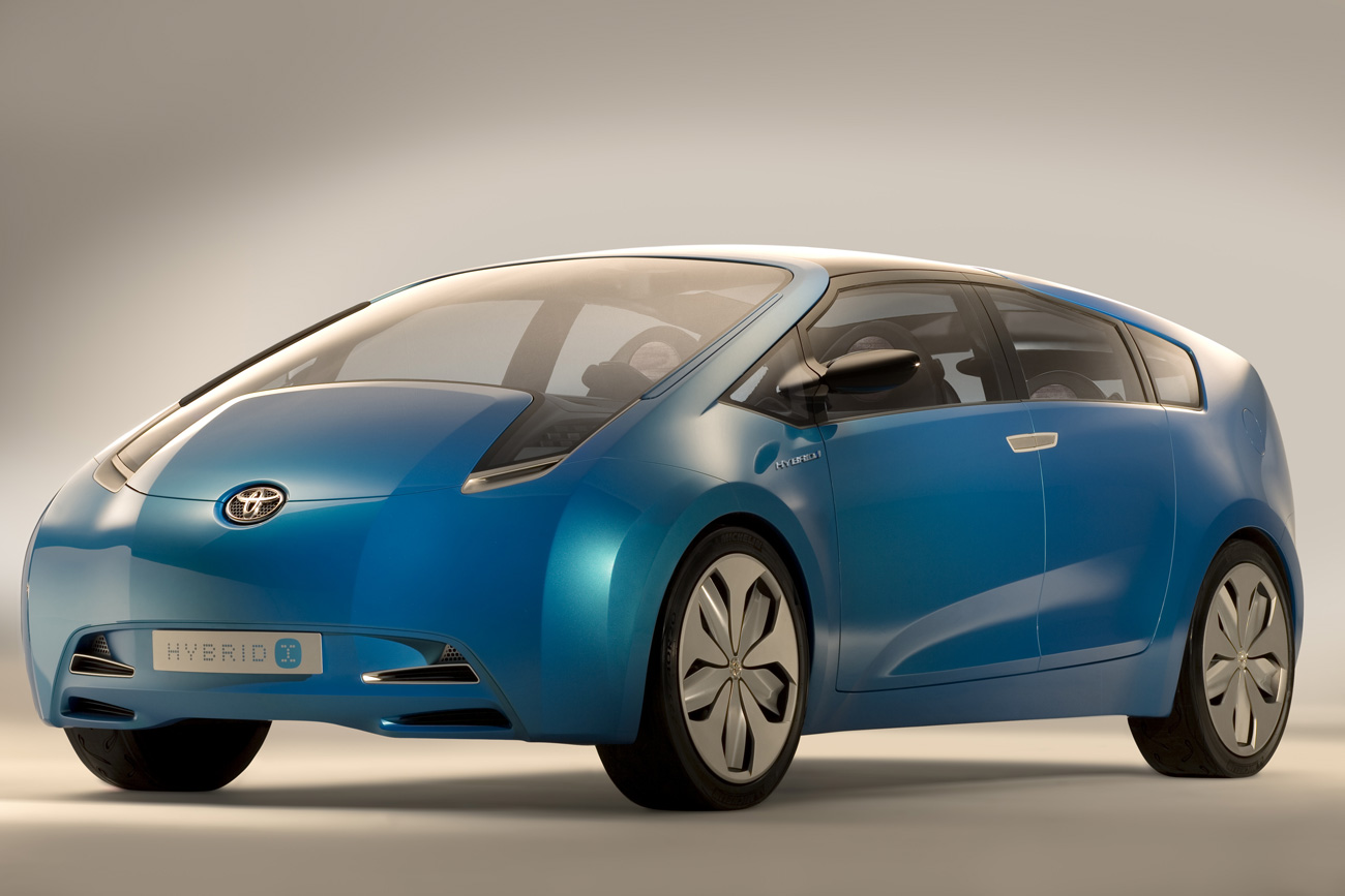 Hybrid car, green energy