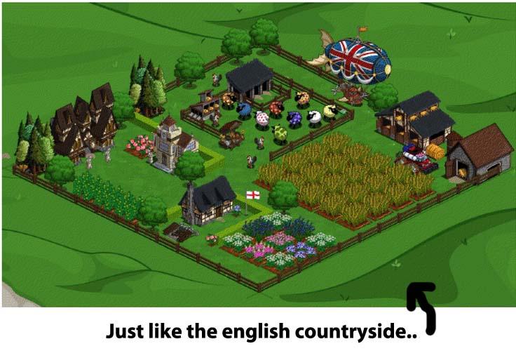 Olde England Lives Again!