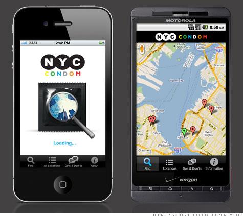 sex finding app iphone