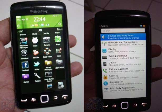 Brits would favour a Blackberry Touch over the iPhone 5 - ShinyShiny