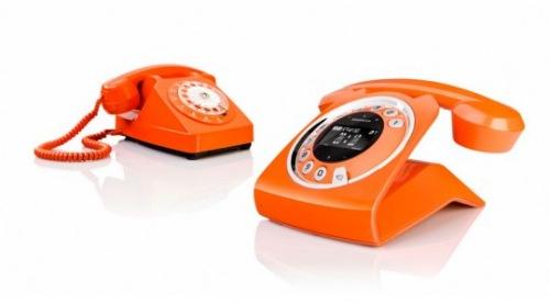 modern retro a digital rotary telephone for the 21st century shinyshiny. Black Bedroom Furniture Sets. Home Design Ideas