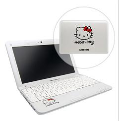 Medion Hello Kitty netbook white interior 320.jpg