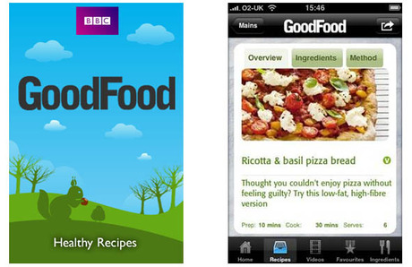 Recipe app from bbcaposs good food brings healthy grub to your 17 good eating appg forumfinder Gallery