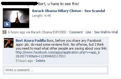 731 fb scam barack obama hilary clinton.JPG