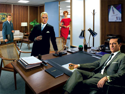 Mad men gadgets 10 items oozing 60s style that would fit for 60s office design