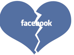 facebook heartbreak