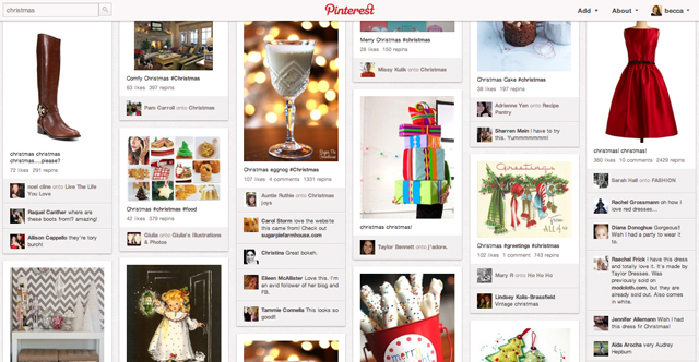 Pinterest Christmas Craft Ideas