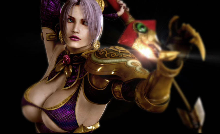 Violence and Porn: Why Soul Calibur 1V tops the charts