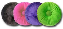 Shiny Shiny: Cozy Tunes Speaker Pillow - your own private lullaby :  pillow furniture appliance