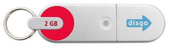 Shiny Shiny: DisgoLite - the Intelligent USB Key