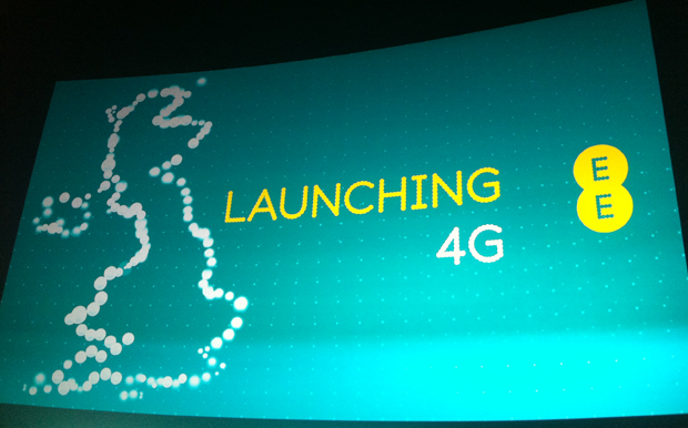 EE 4G network is now live in the UK