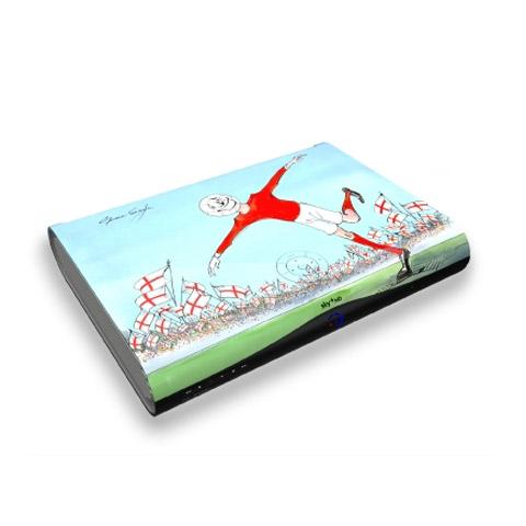 Sky Box +HD 1tb - Gerald Scarfe