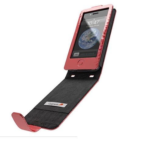 Cygnett Red Leather Flip case