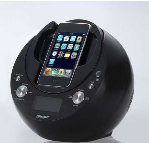 Intempo iPhone dock
