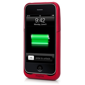 Mophie Juice Pack Air, $80 from the Apple store