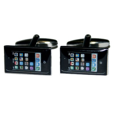 iPod Touch cufflinks