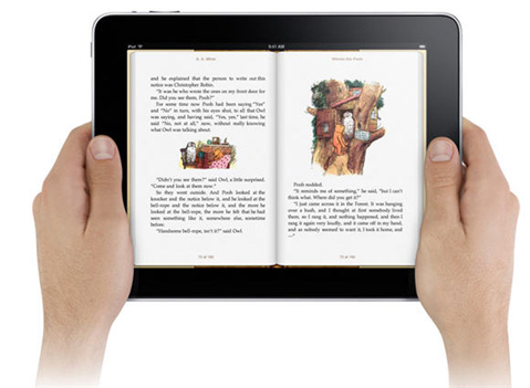 What wouldn't you buy now you own an iPad: E-reader 47%