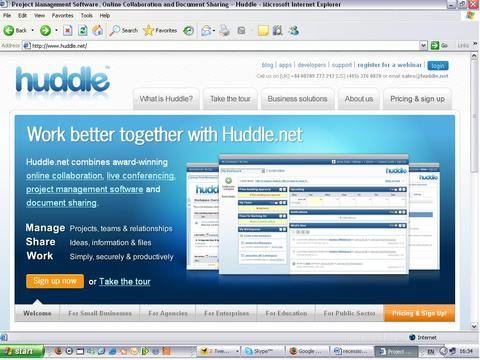 huddle project management Unsure which solution is best for your company see our detailed comparison of huddle & copper-project-management: features pricing integrations.