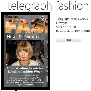 Telegraph Fashion