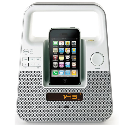 Tagalong Boombox by Memorex