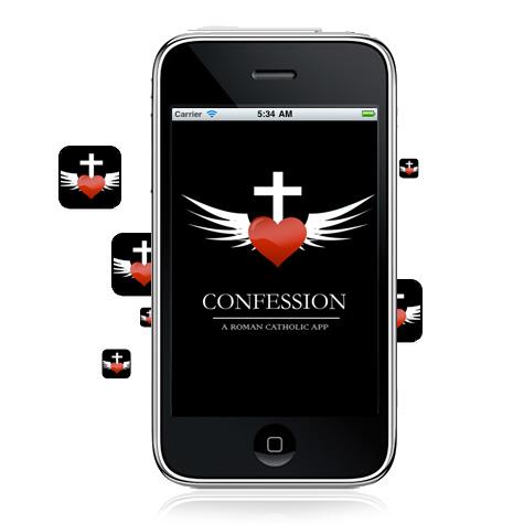 Confession: A Roman Catholic App