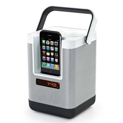 1. iPod Speakers