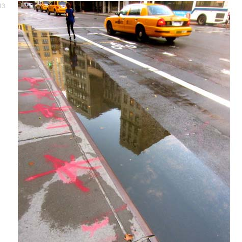 Architecture in Puddles