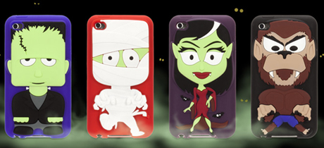 Freak Show cases for the iPod Touch