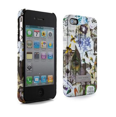 Ted Baker Hard Shell Case II for Apple iPhone 4S