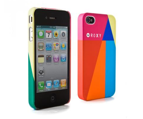 iPhone 4S Case with Cynthia Rowley Print