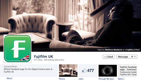Fujifilm UK