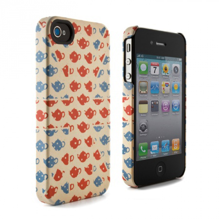 Proporta iPhone 4S Teapot Union Jack Case