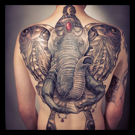 Instagram 10 top tattoo artists you should be following for Should you tip a tattoo artist