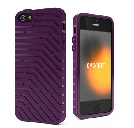 Cygnett Vector 3D Tough Case in Purple