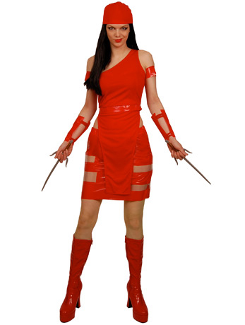Elektra Marvel Costume