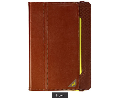 X-Doria Dash Folio in Brown