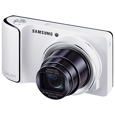 Samsung Galaxy Camera: For gadget lovers and social media addicts
