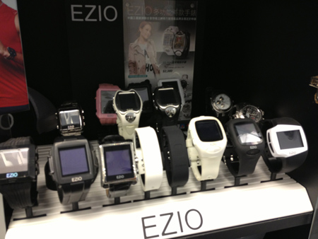 EZIO Smart Watch