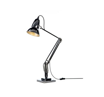 Anglepoise Duo 1227 Desk Lamp in black £199