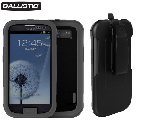Ballistic Every1 Series Protective Case - Black £35