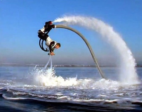 Extended Flyboarding Experience £95