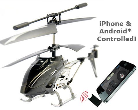 iHelicopter - Lightspeed Android / iPad / iPhone Controlled £28