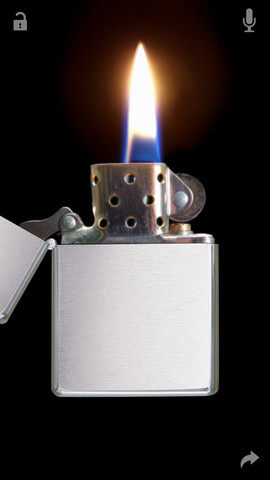 Put your lighters up – your virtual Zippo lighters