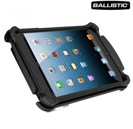 Ballistic Tough Jacket Case - Black £45