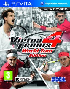 Virtua Tennis 4 PS Vita  £6