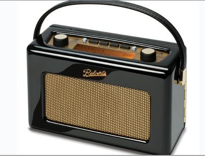 Roberts Revival DAB Radio - Piano Gloss Black £200