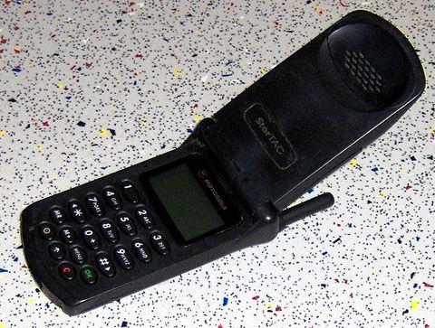 1 Motorola StarTac