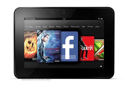Kindle Fire - £99 or £159 (HD Version)