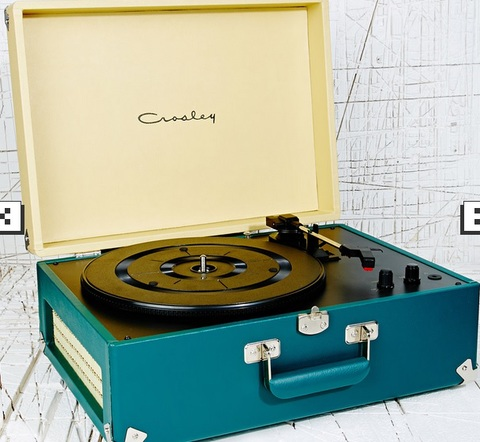 Crosley Keepsake Turntable £160